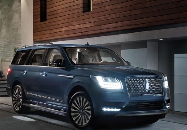 Best Full-size SUVs for 2022 - Lincoln Navigator
