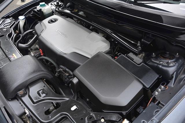 2022 Volvo XC70 engine