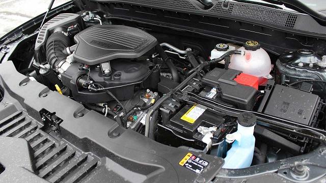 2022 Chevy Blazer Engine