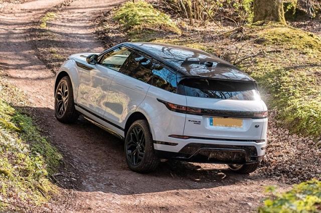 2022 Range Rover Evoque rear