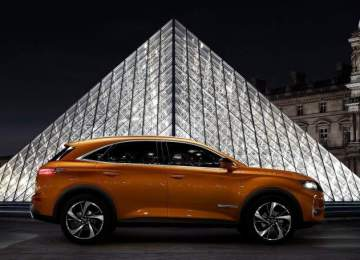 2019 DS7 Crossback side