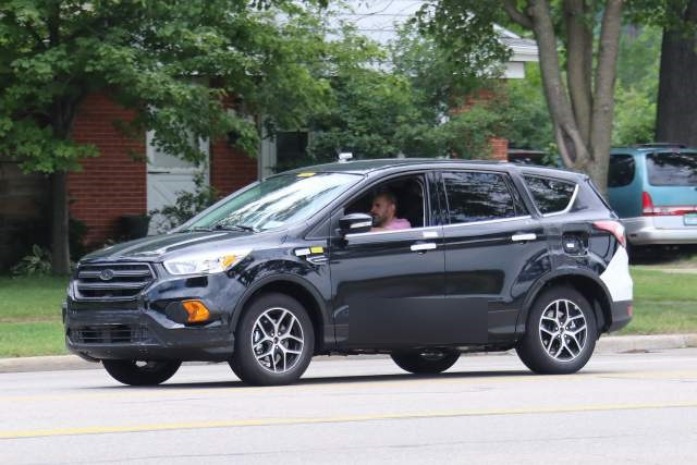 2019 Ford Escape Energi spied