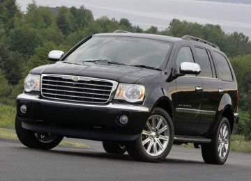 Chrysler crossover SUV Aspen