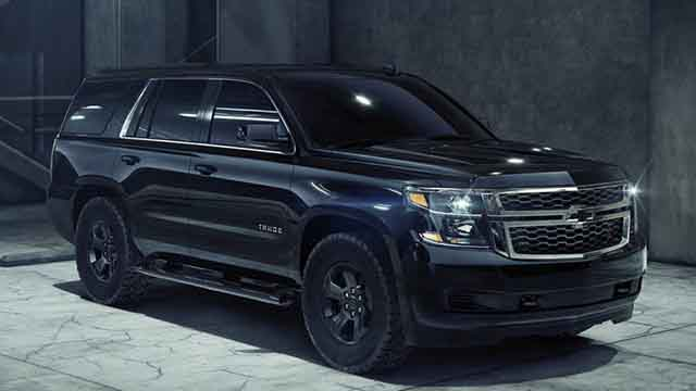 2019 Chevy Tahoe Special Midnight Edition