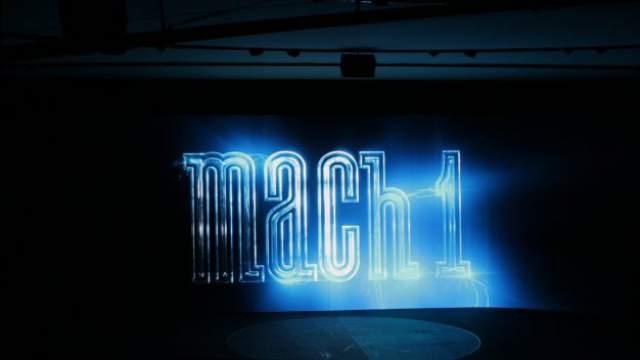 2021 Ford Mach 1 badge
