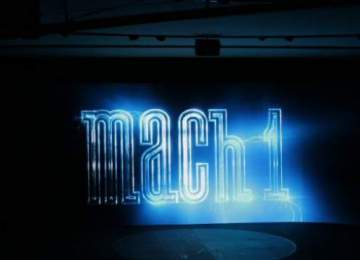 2021 Ford Mach 1 badge