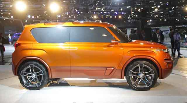 2019 Hyundai Carlino side