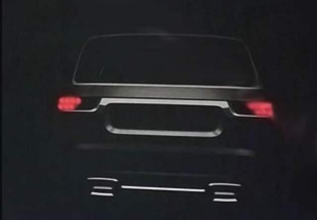 2019 Jeep Wagoneer teaser