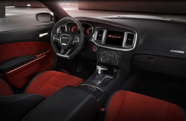 2019 Dodge Durango SRT interior