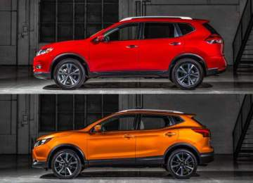 2020 Nissan Rogue Redesign, Changes, Hybrid - SUVs Daily