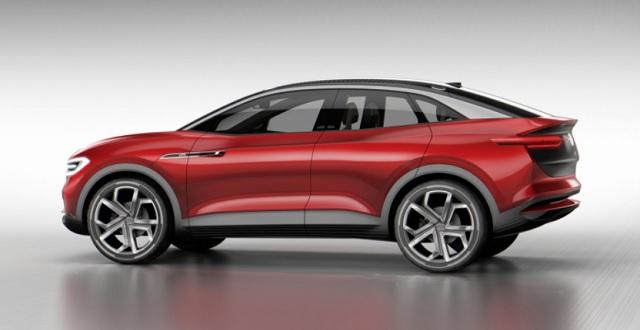 2020 VW Crozz