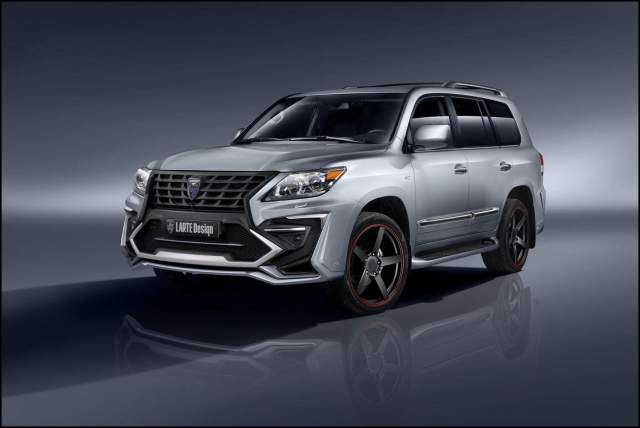2019 Lexus GX 460 Redesign, Changes and Price - SUVs Daily
