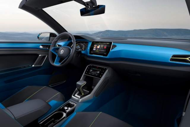 2019 vw t-roc interior