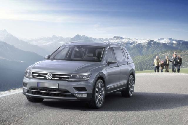 2019 VW Tiguan Allspace