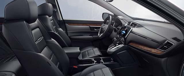 2019 Honda CR-V Hybrid interior