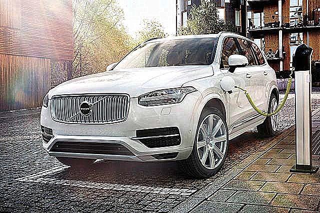2020 Volvo Xc90 Hybrid