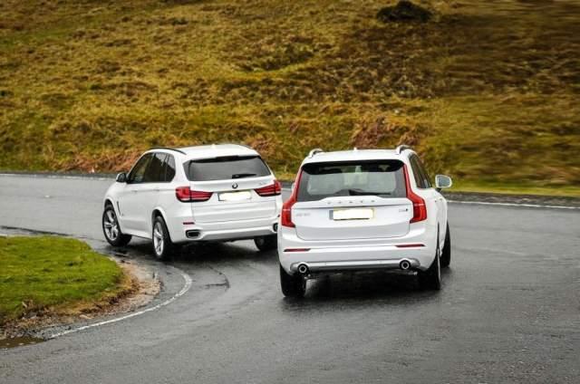 2019 Volvo XC90 2019 BMW X5
