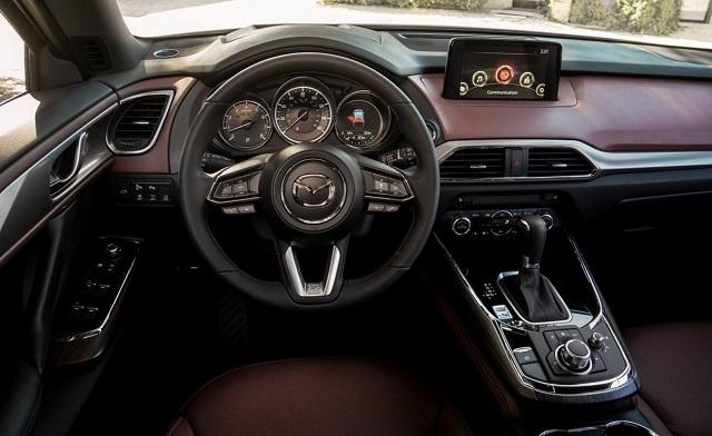2019 mazda CX-7 Interior