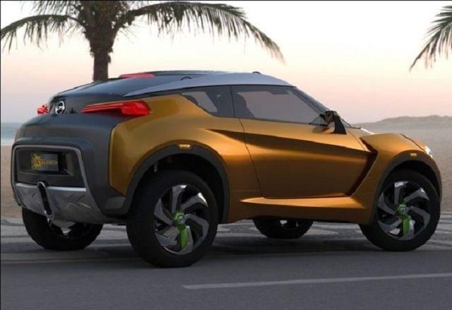 2019 Nissan Juke Nismo redesign
