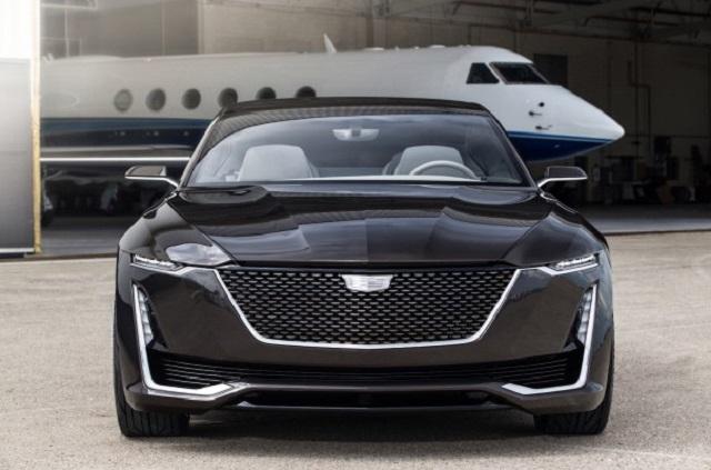 2020 Cadillac XT5 Escala concept