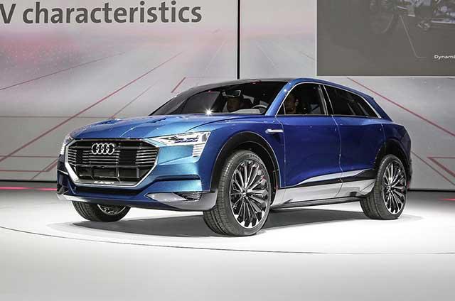 2020 Audi Q6 e-tron release date