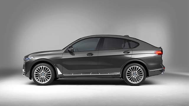 2020 BMW X8 release date in US