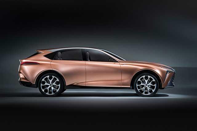 2020 Lexus LF-1 redesign