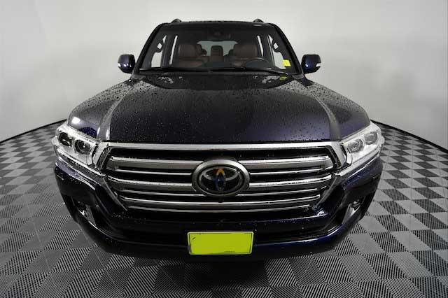 2020 Toyota Land Cruiser price