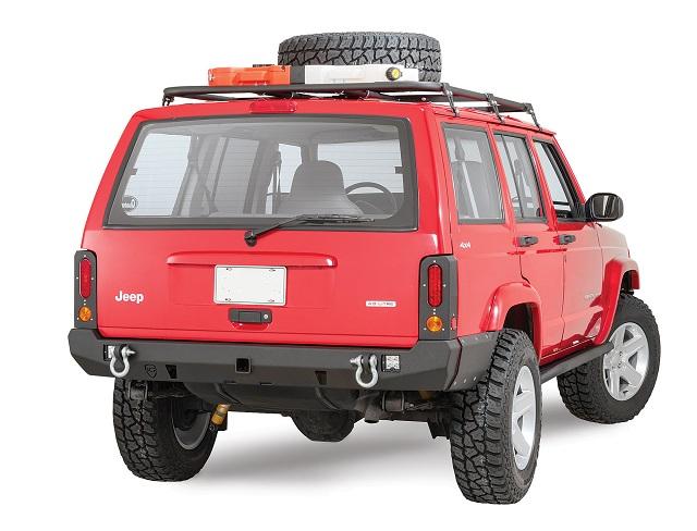 Jeep Cherokee XJ comeback