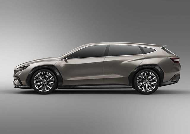 new generation 2020 Subaru Outback