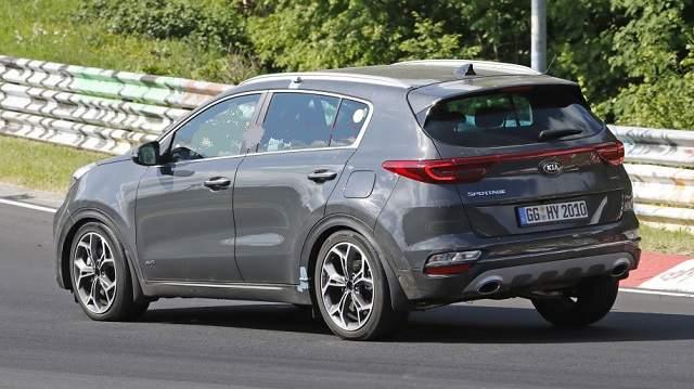2020 Kia Sportage release date