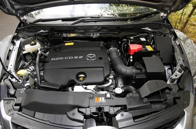 2020 Mazda CX-5 diesel