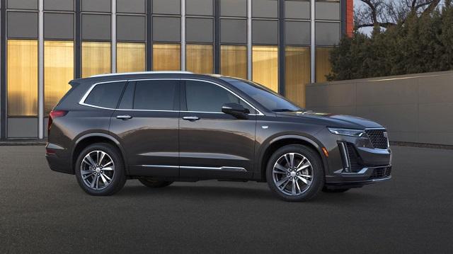 2020 Cadillac XT6 debut