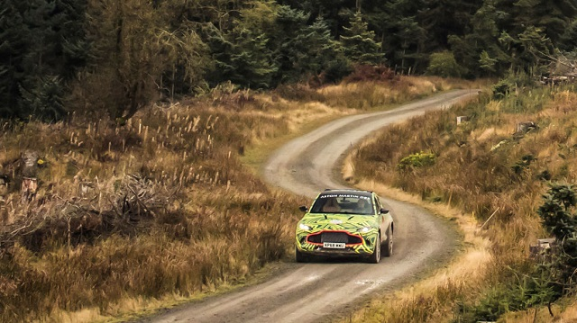 Aston Martin DBX price
