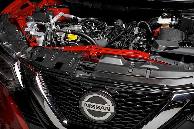 2020 Nissan Rogue Sport 1.3 engine