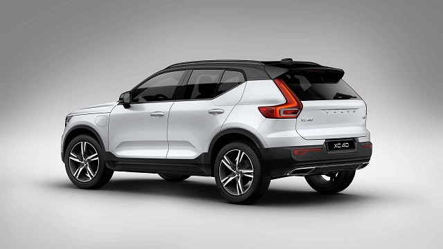 2020 Volvo XC40 EV electric