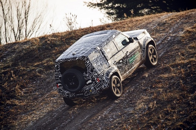 2020 Land Rover Defender price