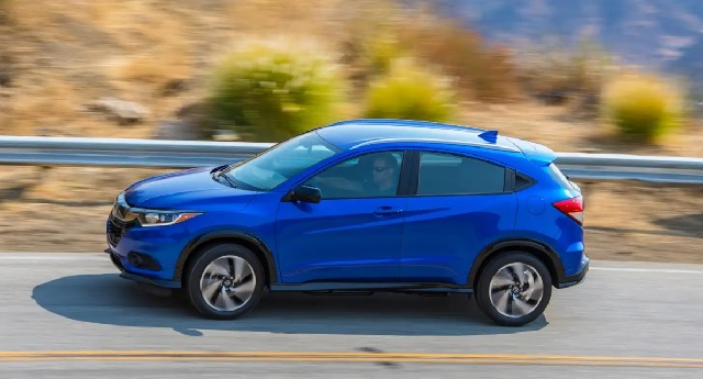 2020 Honda HR-V turbo