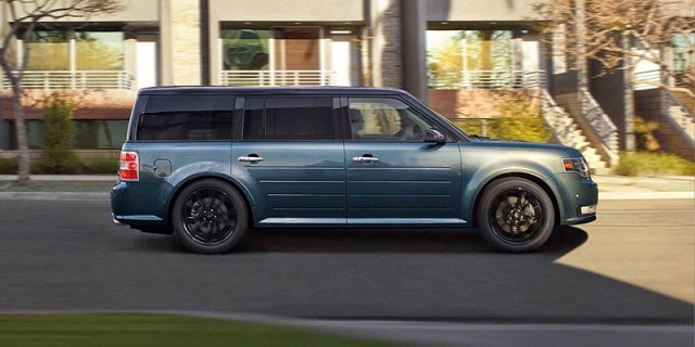 2020 ford flex changes
