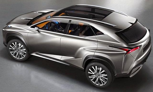 2021 Lexus RX redesign