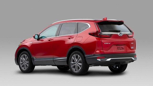 2021 Honda CR-V redesign