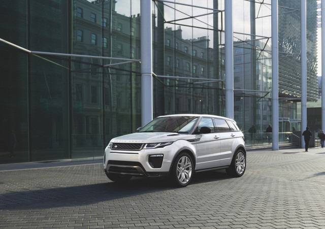 2021 Land Rover Evoque hybrid