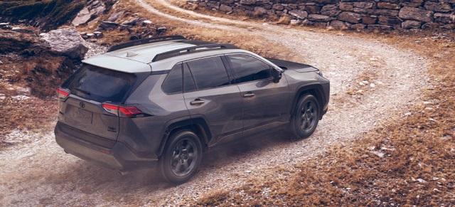 2021 Toyota RAV4 trd off road