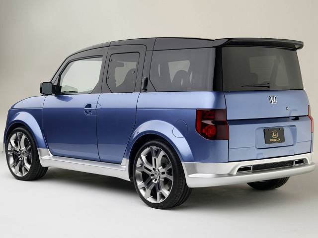 2020 Honda Element release date