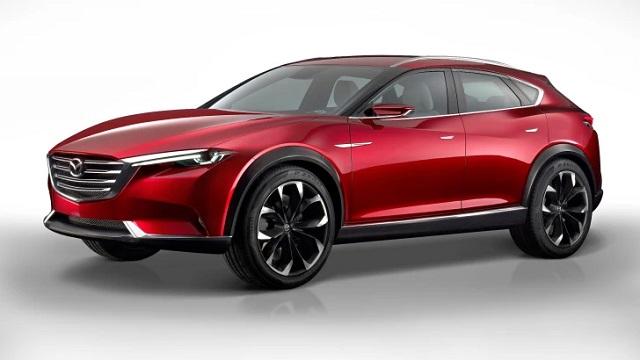 2020 Mazda CX-6 styling