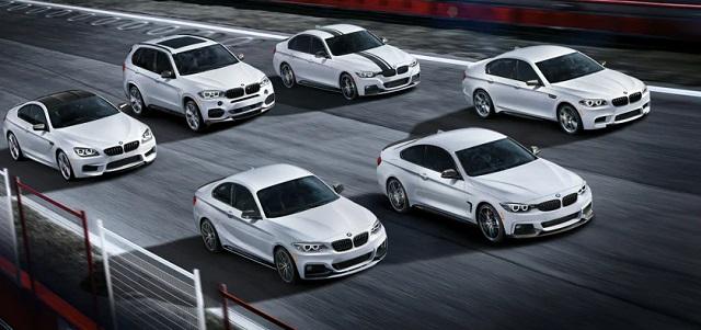 2021 BMW X5M lineup