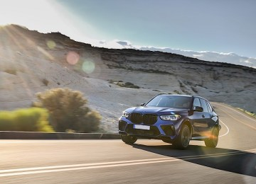 2021 BMW X6M price