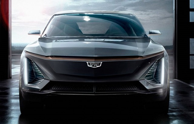 2021 Cadillac XT5 release date