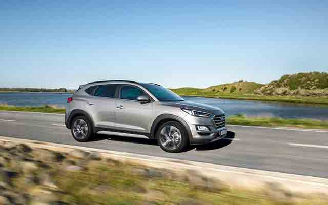 2021 Hyundai Tucson Hybrid release date
