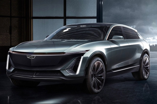 2023 Cadillac All-Electric SUV